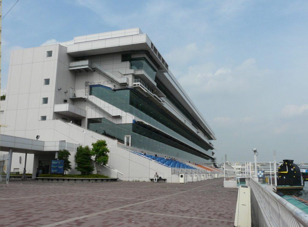尼崎競艇場2
