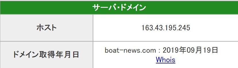 ボートアートオンライン,競艇予想17