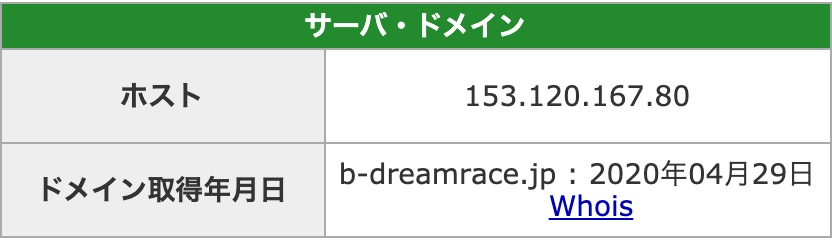 ドリームボート(DREAMBOAT)4