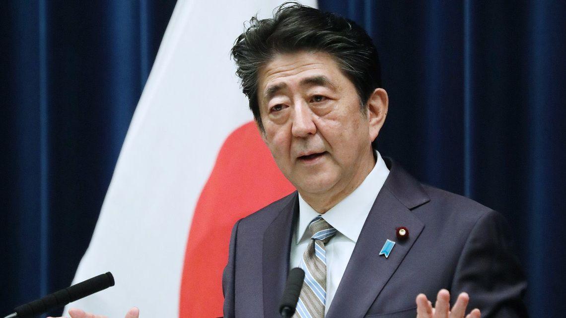 安倍首相が辞任2