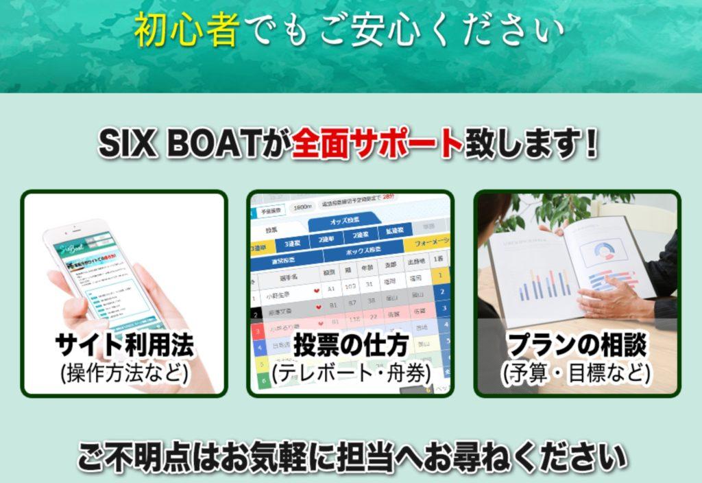 競艇シックスボート2