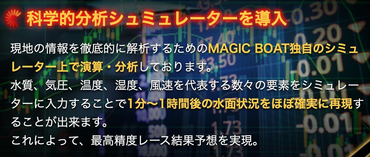 MAGICBOAT(マジックボート)9