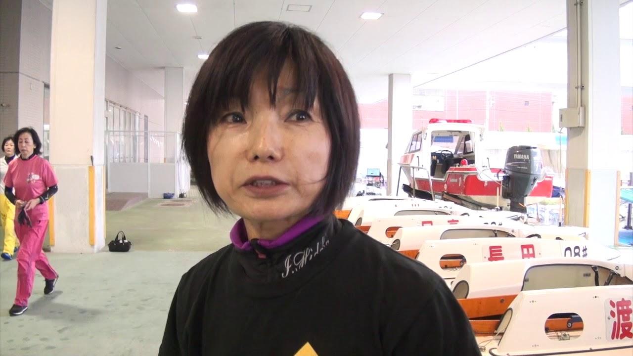 マクール杯2021ヴィーナスシリーズ第23戦(平和島競艇)3