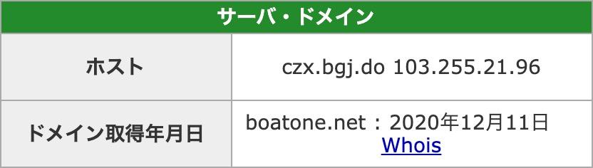 boatONE(ボートワン)4