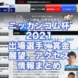 ニッカンコム杯2021(常滑競艇)アイキャッチ
