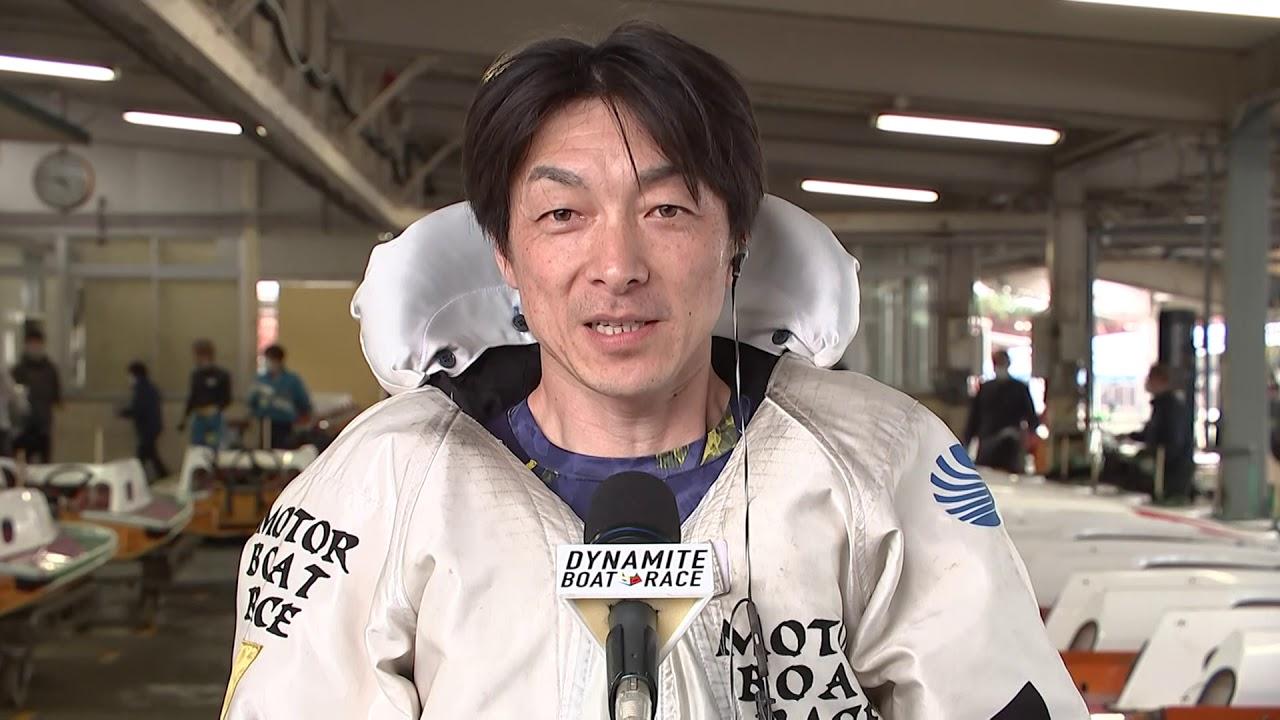 第15回日本モーターボート選手会会長賞争奪戦2021(常滑競艇)3