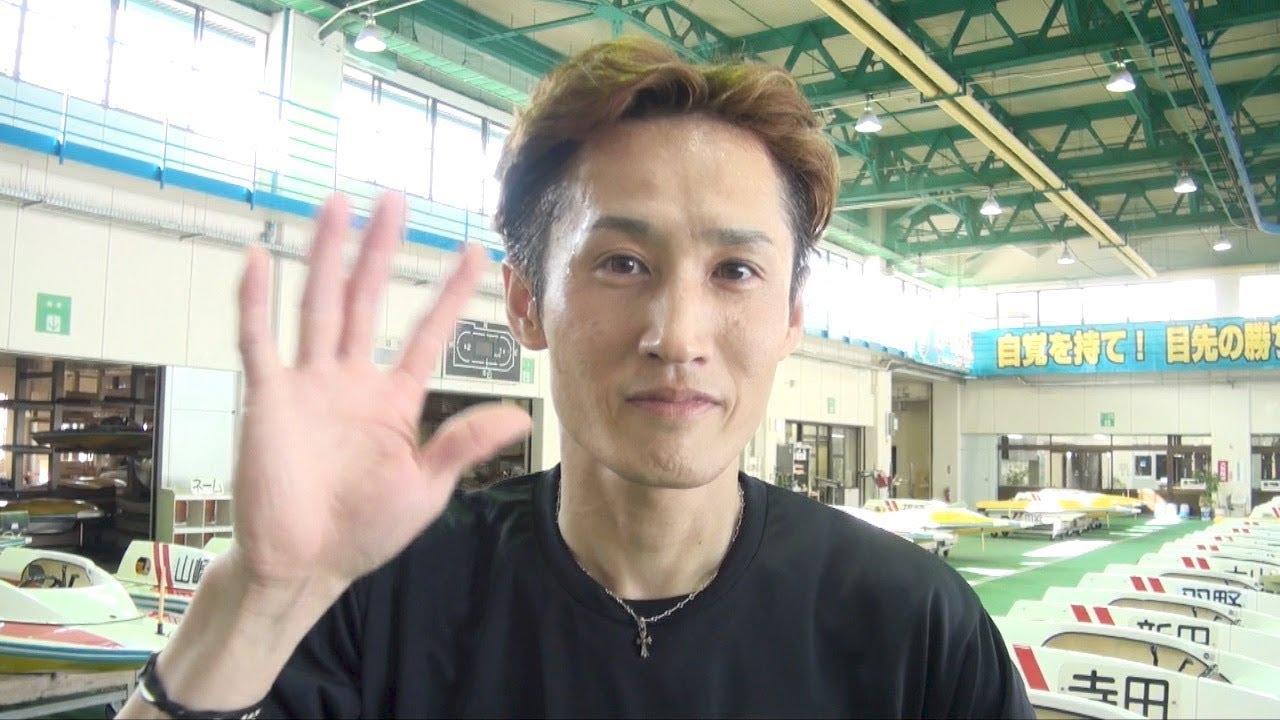 日本モーターボート選手会会長賞2021(徳山競艇)1