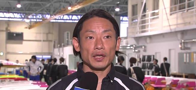 中日新聞中日スポーツ2021第35回G3中日カップ(浜名湖G3)1