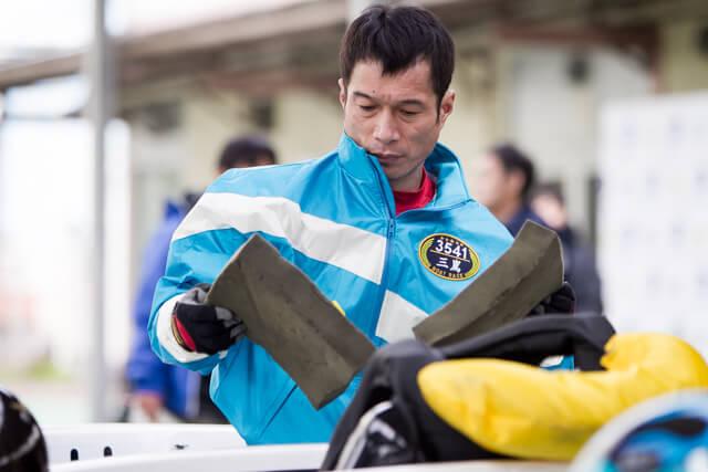 スポーツ報知杯争奪戦2021(徳山競艇)3