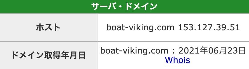 競艇バイキング8